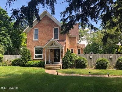 Stevensville Single Family Home For Sale: 5255 Cleveland Avenue