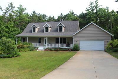 Sparta MI Single Family Home For Sale: $287,500