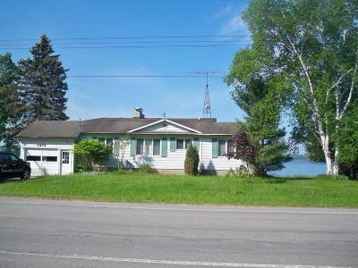 Benzie County, Charlevoix County, Clare County, Emmet County, Grand Traverse County, Kalkaska County, Lake County, Leelanau County, Manistee County, Mason County, Missaukee County, Osceola County, Roscommon County, Wexford County Single Family Home For Sale: 4459 Main Street