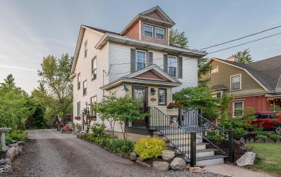 Spring Lake Single Family Home For Sale: 205 E Savidge Street