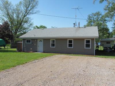 Dowling Single Family Home For Sale: 2045 E Bristol Road