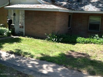 Decatur Single Family Home For Sale: 208 W St. Mary's Street
