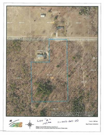 Holland, West Olive Residential Lots & Land For Sale: A 147th Avenue
