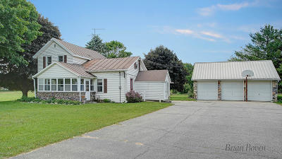 Rockford Single Family Home For Sale: 7943 Young Avenue NE