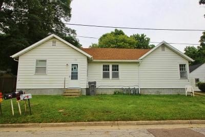Niles MI Multi Family Home For Sale: $94,000