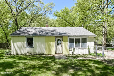 Muskegon County Single Family Home For Sale: 2225 Ewing Road