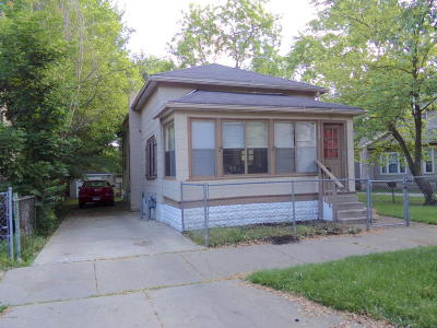 Grand Rapids MI Single Family Home For Sale: $99,900