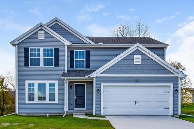 Van Buren County Single Family Home For Sale: 59255 Silvergass Drive