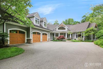 Kent County Single Family Home For Sale: 4987 Spring Ridge Drive NE