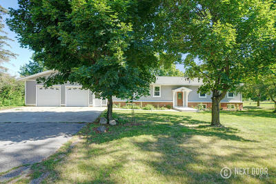 Sand Lake Single Family Home For Sale: 22734 W Stanton Road