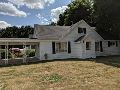 Mount Pleasant Single Family Home For Sale: 620 E Gaylord Street
