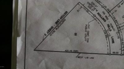 Big Rapids Residential Lots & Land For Sale: 35 Rolling Hills Lane