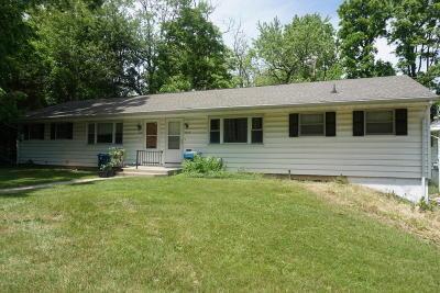 Kalamazoo Multi Family Home For Sale: 1814 Academy Street