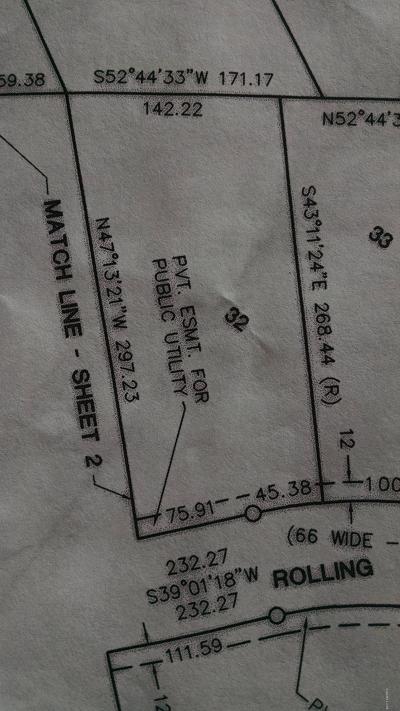 Big Rapids Residential Lots & Land For Sale: 32 Rolling Hills Lane