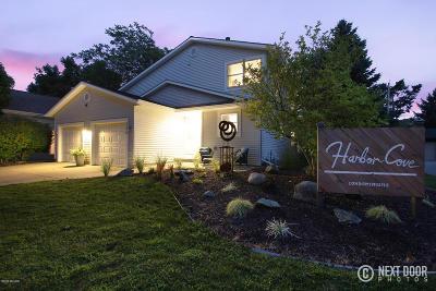Grand Haven, Spring Lake Condo/Townhouse For Sale: 114 Lafayette Avenue