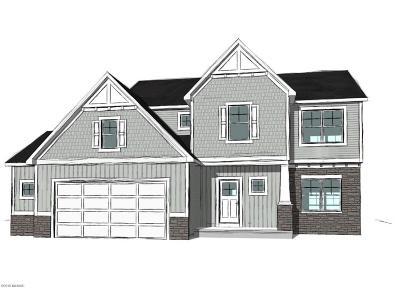 Zeeland Single Family Home For Sale: 1570 Shenandoah Drive #60
