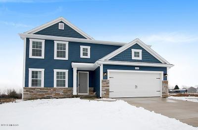 Caledonia Single Family Home For Sale: 6708 Benton Lane