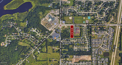 Kalamazoo County Residential Lots & Land For Sale: 4721 W Milham Avenue