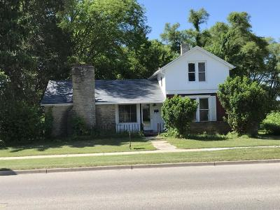 Allegan County Single Family Home For Sale: 423 W Superior Street
