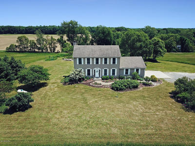 Cass County Single Family Home For Sale: 51701 Leach Road