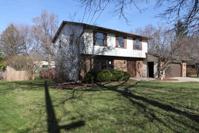 Kalamazoo County Single Family Home For Sale: 6306 Westshire Street