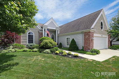 Muskegon Single Family Home For Sale: 6700 Windflower Way