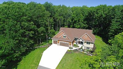Hudsonville Single Family Home For Sale: 5135 Hide Away Lane