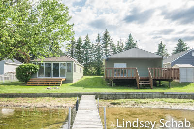 Sparta Single Family Home For Sale: 85 14 Mile Road NE