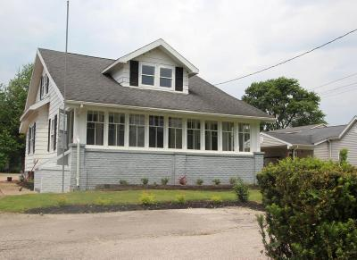 Niles MI Single Family Home For Sale: $169,900
