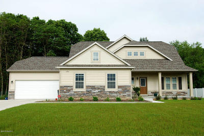 Kalamazoo Single Family Home For Sale: 7306 Roslindale Trail