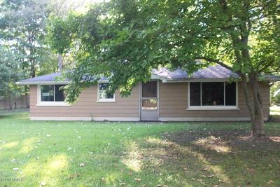 Benton Harbor Single Family Home For Sale: 4292 Pier Road