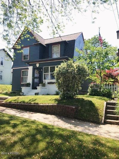 Single Family Home For Sale: 653 Union Street SE