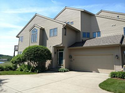 Muskegon Condo/Townhouse For Sale: 3553 Marina View Point