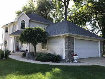 Coldwater MI Single Family Home For Sale: $725,000