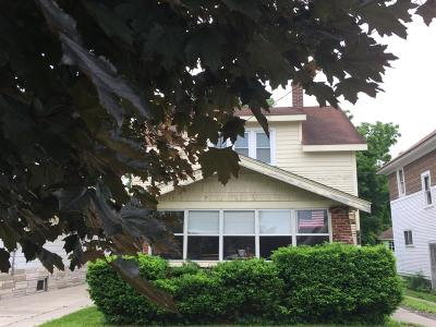 Single Family Home For Sale: 942 Sibley Street NW