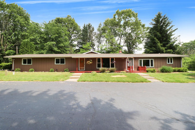 Cass County Single Family Home For Sale: 33400 M-62