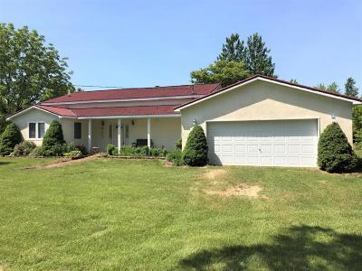 Hartford Single Family Home For Sale: 46757 62 1/2 Street
