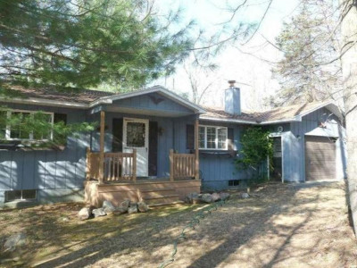 Mecosta County Single Family Home Active Contingent: 8281 Pine Tree Trail Trail #168