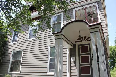 Multi Family Home For Sale: 449 Prospect Avenue SE