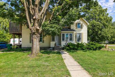 Sparta Multi Family Home For Sale: 186 N Elm Street