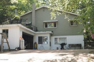 Twin Lake Single Family Home For Sale: 6326 12th Street