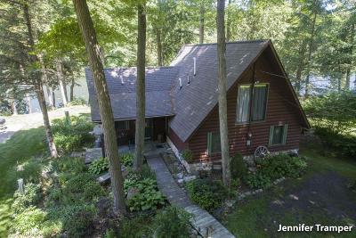 Newaygo County Single Family Home For Sale: 6081 E Dave Street