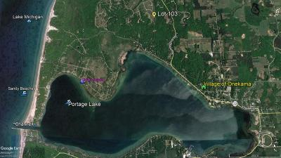 Manistee County Residential Lots & Land For Sale: Eagle Ridge Circle #Lot 103