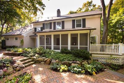 Kalamazoo County Single Family Home For Sale: 2224 Ridge Road