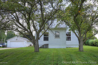 Hudsonville Single Family Home For Sale: 3620 Perry Street
