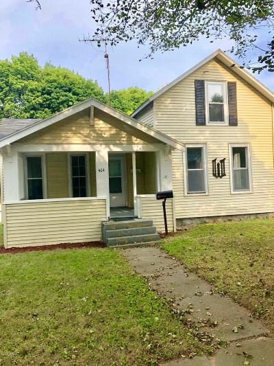 Greenville Single Family Home For Sale: 404 N Webster Street