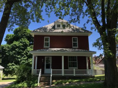 Manistee County Single Family Home For Sale: 1019 High Street