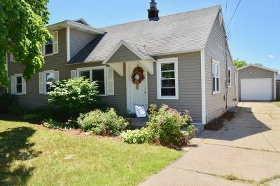 Wyoming Single Family Home For Sale: 3053 Nursery Avenue SW