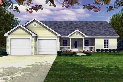 Single Family Home For Sale: 244 Plum Lane #Lot 120