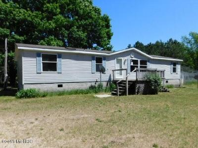 Free Soil Single Family Home Active Contingent: 8972 Lasalle Road